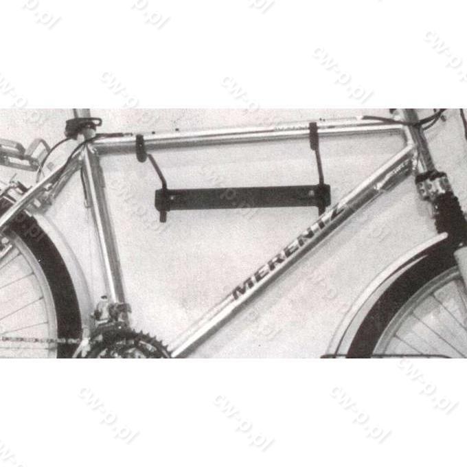 Modish Wieszak na rower uchwyt ścienny - za ramę składany GS68