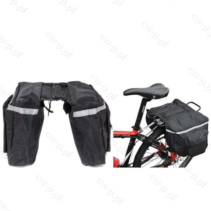 ba5a072cfe42c Sakwa rowerowa na bagażnik 4-komorowa-35555 ...